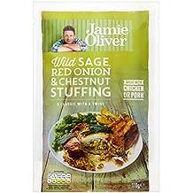 Jamie Oliver Wild Sage, cebolla roja y la castaña Relleno Mezclar 110g