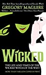 Wicked: The Life and Times of the Wicked Witch of the West ) par Maguire