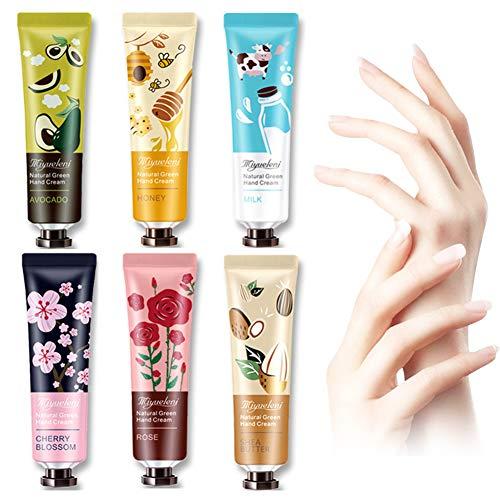 Crema ManiCrema Mani NaturaleCrema Mani Idratante100% naturale delicata cura per le mani stressate, Emolliente e Lenitiva per Mani Secche e