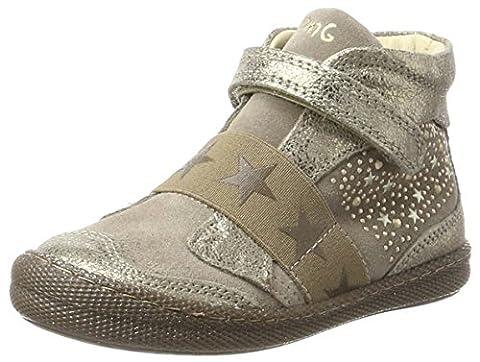 Primigi Ptf 8137, Sneakers Hautes Fille, Beige (Taupe/Talpa), 28 EU