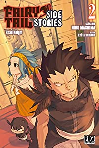 Fairy Tail : Side Stories Edition simple Tome 2