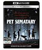 Pet Sematary (4K UltraHD + Blu-ray) [2019] [Region Free]