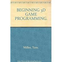 BEGINNING 3D GAME PROGRAMMING.