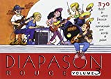 diapason rouge volume 3 carnet de 400 chants de vari?t? fran?aise et internationale avec accords de guitare