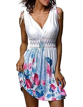 LAND-FOX Mujer Vestidos Faldas Vestir Ropa Mujer Sexy Falda Chaleco Camisetas Blusa De Fiesta Mujer Tops Mujer...