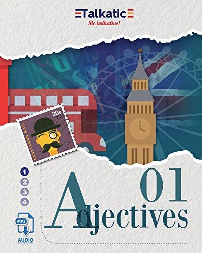 Adjectives 01: Adjetivos en inglés (nivel básico): Volume 1