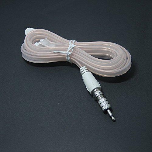 Ancable FM - Antena coaxial tipo F macho con 3,5 adaptadores para Bose Wave, Tivoli, Yamaha, Denon, Marantz, Onkyo, Pioneer y otros