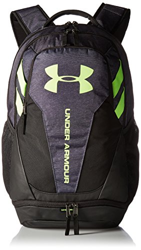 Under Armour UA Hustle 3.0 Rucksack, unisex, Stealth Gray/Black (Sport Grau Rucksack)