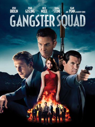 Gangster Squad Cover