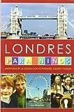 Londres para niños: ¡Aventuras en la ciudad con actividades, juegos y puzzles! (Otros Infantil)