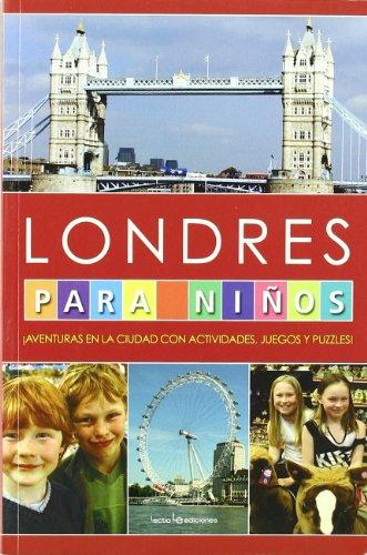 Londres para niños: ¡Aventuras en la ciudad con actividades, juegos y puzzles! (Otros Infantil) por Diversos Autors