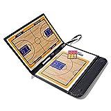 lzn Basketball Magnetische Taktik Board Faltbare Strategie Zwischenablage