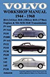 Volvo 1944-1968 Workshop Manual Pv444, Pv544 (P110),P1800, Pv445, P122 (P120 & Amazon),P210, P130, P220, 144, 142 & 145