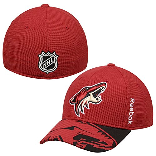 NHL Reebok CENTER ICE Flex Fit 2015Draft Hat, Herren, Arizona Coyotes -