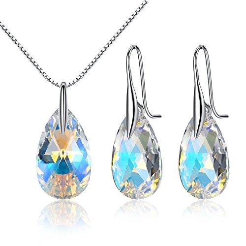 gosparking-aurora-borealis-cristallo-del-teardrop-orecchini-di-pendente-argento-sterlina-con-il-cris