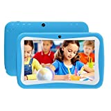 Türkei 17,8 cm (17,8 cm) Tablet für Kinder, Android 5.1, 512 MB RAM, 8 GB ROM, Quad Core, Dual-Kamera, Bluetooth, SIM-Karte, WIFI etc., Learning Bildung Tablet für Kinder blau