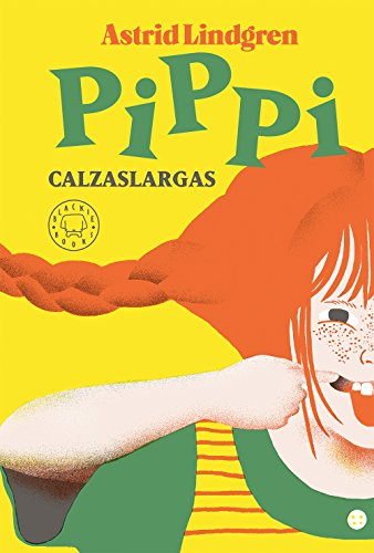 Pipi Calzaslargas por Astrid Lindgren