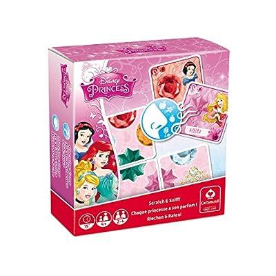 Shuffle - Puzzle et Mémoire - Disney Princesses