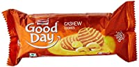 Britannia Good Day Cashew Cookies, 100g + 20g Extra