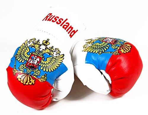 verkauft von 9:PM Mini Boxhandschuhe - Russland