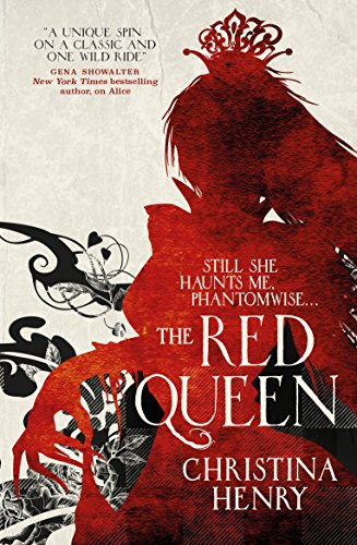 Buchseite und Rezensionen zu 'The Red Queen (Chronicles of Alice 2)' von Christina Henry