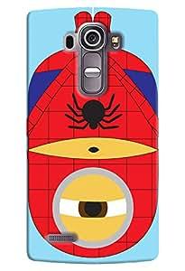 FurnishFantasy 3D Printed Designer Back Case Cover for LG G4, LG G4 Dual