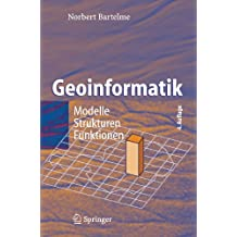 Geoinformatik: Modelle, Strukturen, Funktionen