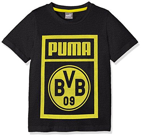 Puma Children's Bvb Shoe Tag Tee Jr T-Shirt