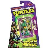 Turtles - Juego de cartas Donatello Tortugas ninja, para 1 o más jugadores (Tactic Games UK 40894) (importado)