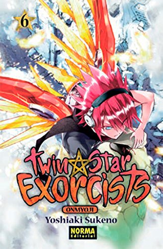 Descargar TWIN STAR EXORCISTS 6