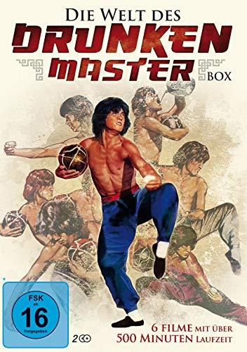 Die Welt des Drunken Master - BOX [2 DVDs]