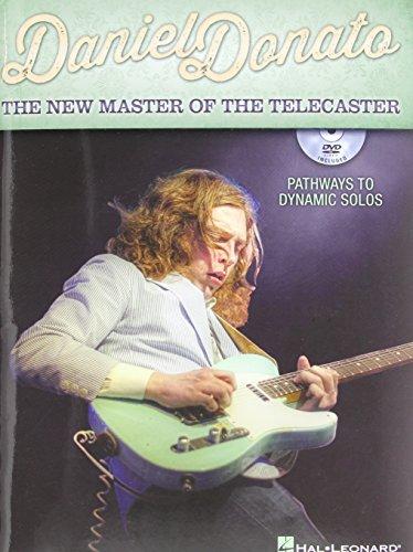 Daniel donato - the new master of the telecaster guitare+DVD