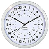 GreatGadgets 1858 '24-Stunden Uhr'
