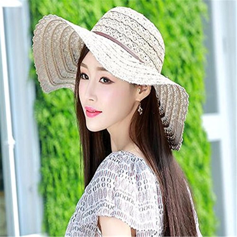 GAOQIANGFENG donna UPF 50 Cappello da Cappello Sole 02c057ca69de