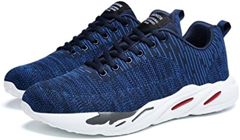 Herren Schuhe Stricken/Kunstleder/PU Sneakers Fruumlhling/Herbst Komfort/Mode Stiefel Herren Casual Sportschuhe (