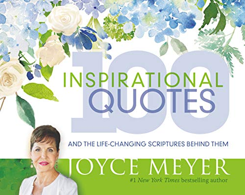 100 Inspirational Quotes: And the Life-Changing Scriptures Behind Them (English Edition)