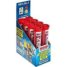 High5 ZERO Xtreme 8 tubos x 20 tabl - Bebida Isotonica + Cafeína