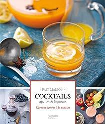 Cocktails, apéros et liqueurs
