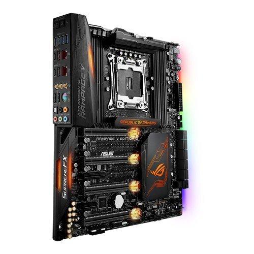 ROG Rampage V Edition 10 Intel X99 LGA 2011-v3 ATX