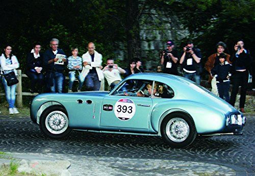 Mille Miglia : 1000 Miles of Passion. Edition anglais-allemand-italien