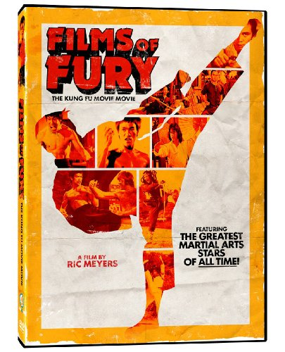 Bild von Films Of Fury: The Kung Fu Movie / (Ws) [DVD] [Region 1] [NTSC] [US Import]