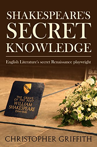 Shakespeare's Secret Knowledge – English Literature's secret Renaissance playwright