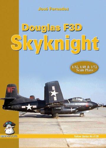 Douglas F3D Skyknight (Yellow)