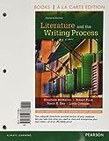 Literature and the Writing Process, Books a la Carte Edition