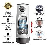 Masturbation Fovel Sexspielzeug für Männer Automatischer Masturbator Cup Material aus 3d Silikon Simulation Vagina