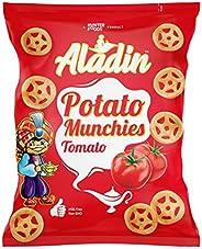 Aladin Potato Chips Tomato - 15gm