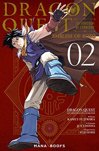 Dragon Quest - Les Héritiers de l'Emblème Edition simple Tome 2