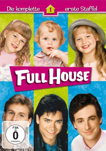 Full House - Die komplette erste Staffel [5 DVDs] (Alice Tv-serie Staffel 5)