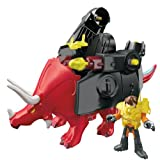 Fisher-Price Imaginext Dinosaurs, Triceratops by Fisher-Price