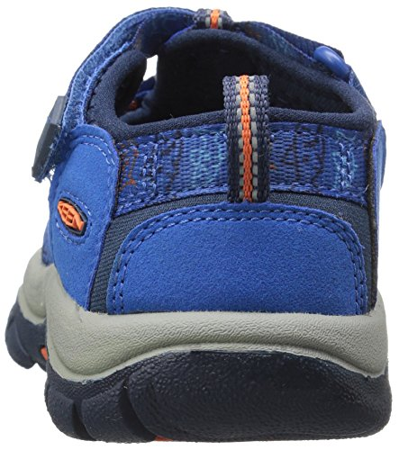 Keen - Newport H2, Scarpe da escursionismo Unisex – Bambini Blau (IMPERIAL Blue/Sharks)